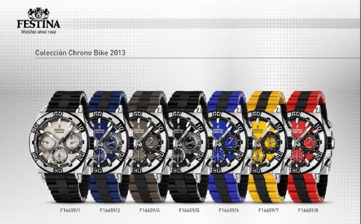 F16775 chronobikes