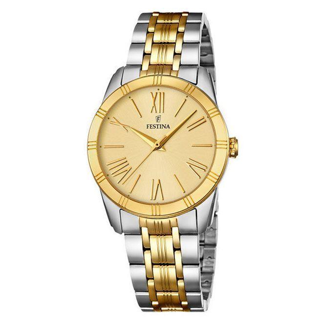 Reloj festina mujer boyfriend – Pendientes diamantes adfb98cf191e