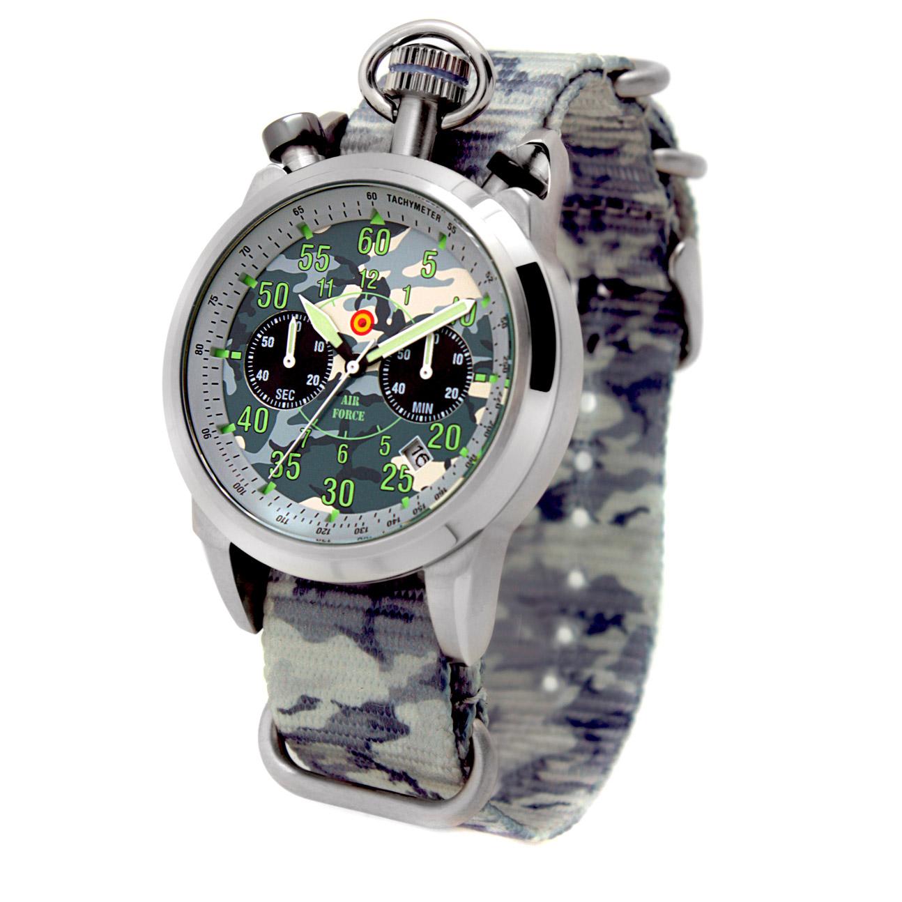 5840a982a0c5 Relojes Aviador   Reloj Aviador AV-1104